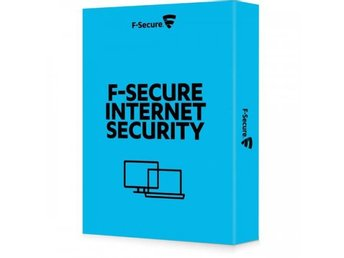 F-Secure Internet Security 2015 3-licens
