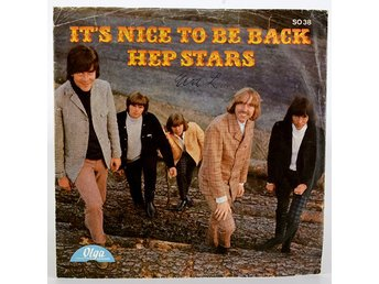 Hep Stars - It's nice to be back SO 38