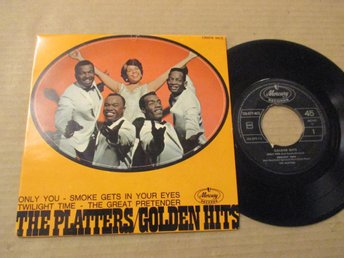 "The Platters ""Golden Hits"""