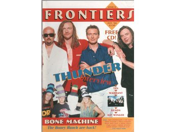 Frontiers Issue 11