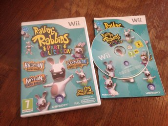 Raving Rabbids Party Collection - Nintendo Wii