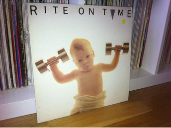 Rite on Time - s/t LP 1983