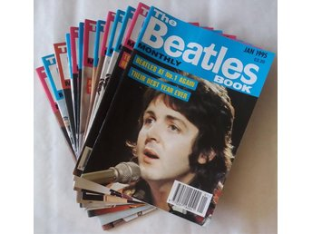 The BEATLES Monthly Book, komplett 1995