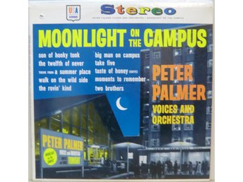Peter Palmer Voices and Orchestra-Moonlight on the campus