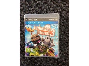 Little Big planet 3, spel ps3 - Hisings-kärra - Little Big planet 3, spel ps3 - Hisings-kärra