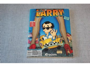 "Larry 1 - In the Land of the Lounge Lizards - 5,25"" disk"