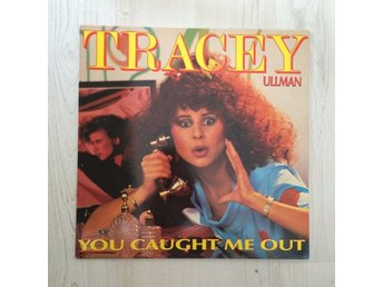 TRACEY ULLMAN - YOU CAUGHT ME OUT. (LP)