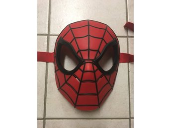 Spindelmannen / spiderman mask