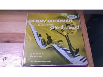 Benny Goodman in Walt Disney's - 2 For The Record, very rare!