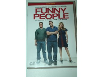 Funny People DVD)