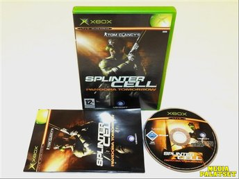Tom Clancys Splinter Cell: Pandora Tomorrow (Xbox)