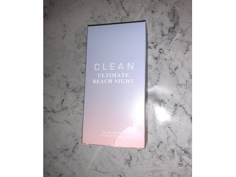 Clean Ultimate Beach Night parfym 60 ml OANVÄND