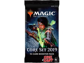 Magic Core Set 2019 Booster Pack