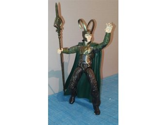 Loki 2011 thor actionfigur marvel diamond select 7""
