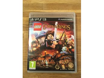 Lego - Lord of the Rings - [PS3-spel] - Utrop 1kr!