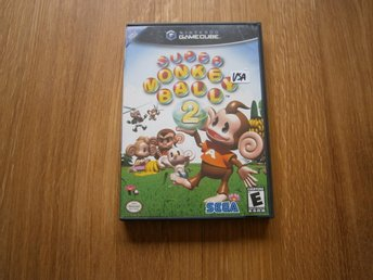 Super Monkey Ball 2 - GAMECUBE - USA