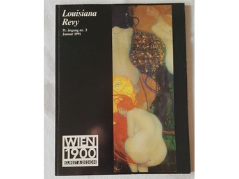 Louisiana Revy 1991: WIEN 1900 Kunst & Design.