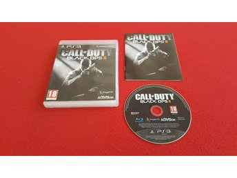 CALL OF DUTY BLACK OPS 2 II till Sony Playstation 3 PS3