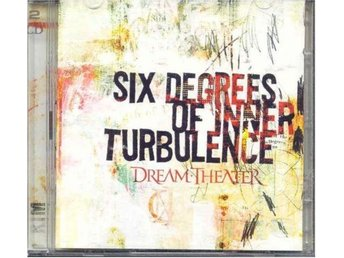 Dream Theater - Six degrees of inner turbulence - DBL