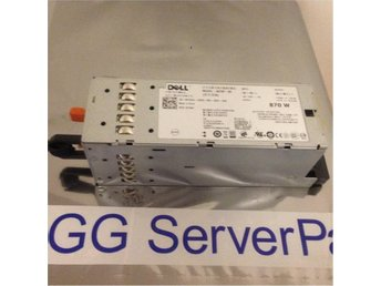 Dell Hot-plug PSU 870W VT6G4 till Poweredge R710 T610