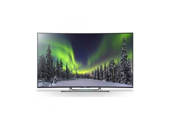 "Sony 55"" Bravia KD-55S8005C / 4K Ultra-HD Curved"