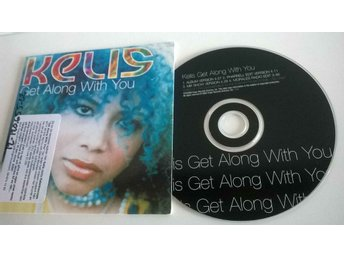 Kelis - Get along with you, single CD