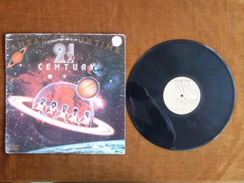 AHEAD OF OUR TIME,  THE 21ST CENTURY,  LP, LP-SKIVA