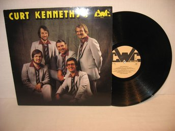 CURT KENNETHS --- / 3 / --- 1981 --- LP
