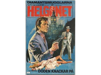 Helgonet 1984 Nr 1 VF- - Vikingstad - Helgonet 1984 Nr 1 VF- - Vikingstad