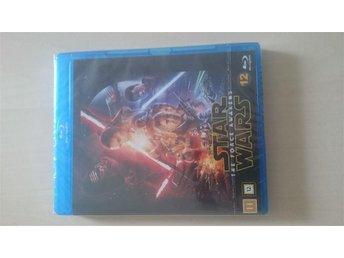 Bluray Star Wars The Force Awakens - Ny och inplastad - Lyckeby - Bluray Star Wars The Force Awakens - Ny och inplastad - Lyckeby
