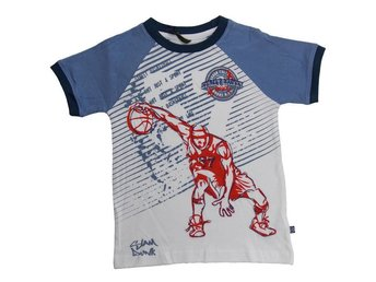 Fransa Kids boys, T-shirt, street basket 92 cl