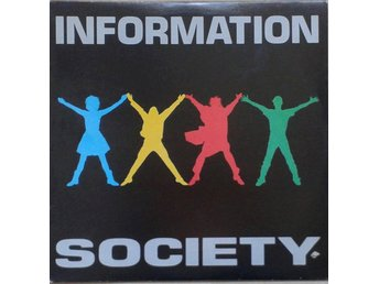 Information Society title* Information Society* Synth-pop LP Canada