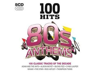 100 Hits / 80s Anthems (5 CD)