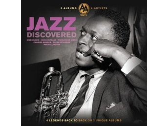 Jazz Discovered (3 Vinyl LP)