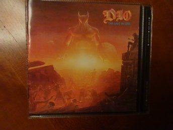 Dio - The Last In Line, CD i fint skick