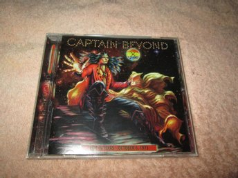 CAPTAIN BEYOND LIVE IN TEXAS