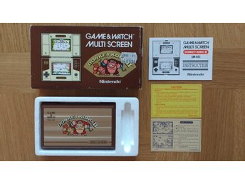 Game & Watch Multi Screen Donkey Kong II 2