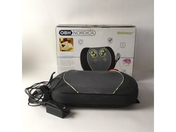 OBH Nordica, Shiatsu Massager, Half back massager