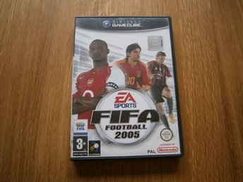 FIFA Football 2005 - GAMECUBE