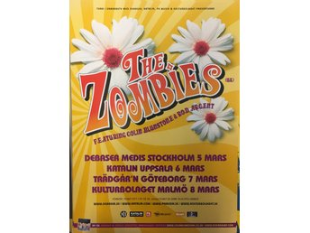 Poster The Zombies Debaser