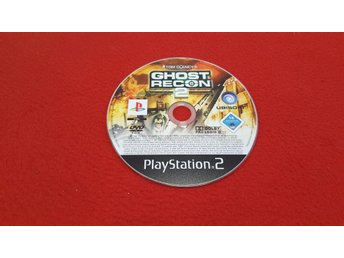 GHOST RECON 2 till Sony Playstation 2 PS2