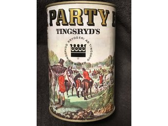 TINGSRYDS PARTY BEER  3,75 LITER