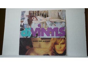Divinyls - Make Out Alright            7""