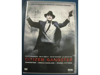 CITIZEN GANGSTER (2012) - SCOTT SPEEDMAN, BRIAN COX