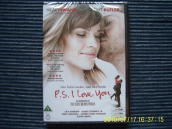 DVD - P.S. I love you#