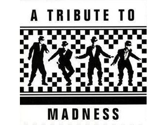 MADNESS -Tribute CD (Agent Bulldog, Skalatones, Skanksters, Punk, Skinheads, Oi!