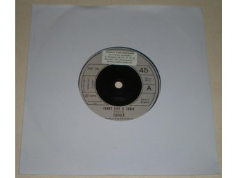 Equals 45a Funky like a train UK 1976 M- - Farsta - Equals 45a Funky like a train UK 1976 M- - Farsta