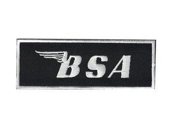 """BSA BRODYR TYG GRADE A """"L 11 cm """"H 4 cm - Sundsvall - BSA BRODYR TYG GRADE A """"L 11 cm """"H 4 cm - Sundsvall"""