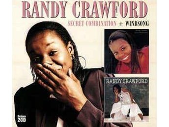 Randy Crawford - Secret Combination + Windsong (2013) 2-CD, Edsel Records, New