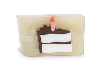 Primal Elements Bar Soap Birthday Cake 170g